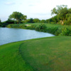A view from the 17th tee from the Club at Emerald Hills